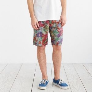 Vans Deck Siders Hampton Decks Floral board shorts